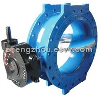 Two-Way Metal Seal Butterfly Valve