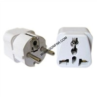 Universal To Germany Adaptor (