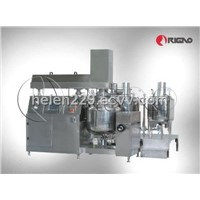 Vacuum Emulsifying Machine (RGZRJ-B)
