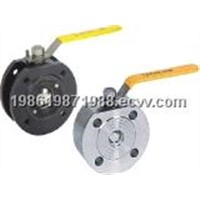 Wafer Ball Valve (KBV-01)
