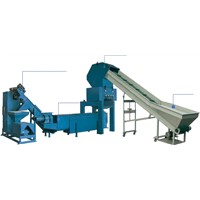 Waste Plastic Recycling & Reprocessing