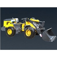 Wheel Loader for Lower Coal Seam