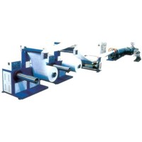 Foamed Plate Extrusion Production Line