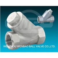Y Type Strainers (WB111)