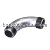 Pipe Fitting Bend 90 Male