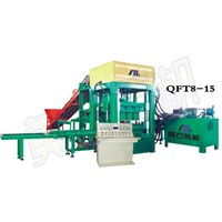 Brick Making Machine (QF8-15)