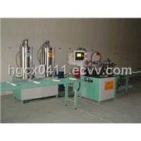 Polyurethane elastomer casting,potting machine