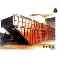 composed steel formwork