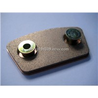 Copper Clutch Button