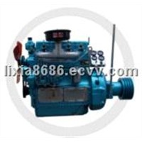 Diesel Engine with PTO