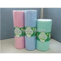 Disposable Cleaning Cloth rolls