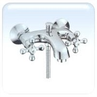 Double Handle Bath - Shower Mixer