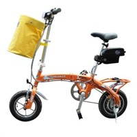 electric folding bike 1