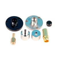 fiber optic precision metal components
