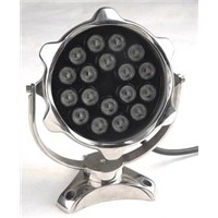 LED Underwater Lamp (LED-UW-18W-RGB-24V)