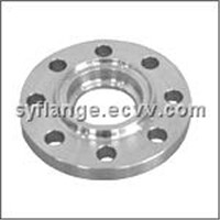 loose hub bed flange