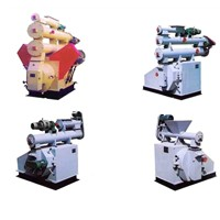 ring die pellet mill/animal feed pellet mill