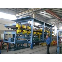 Rockwool Sandwich Panel Machinery