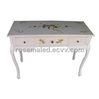 Rosemaled Hand Painted Furniture