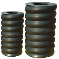 Steel Rubber Composite Spring