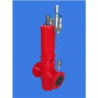Surface Safety Valve (API6A)