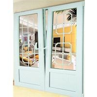 UPVC/PVC Tilt & Turn Door