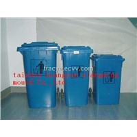 used waste bin mould