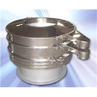 waterproof vibrating sieve machine