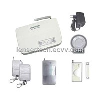your home security choice GSM burglar alarms