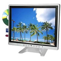 20-Inch LCD Multimedia Player with TV
