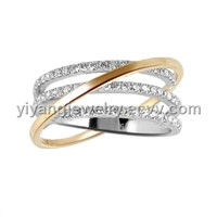 18K Gold Jewelry (YVA00164)