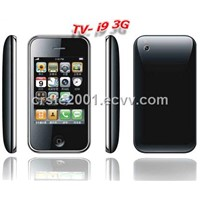 3.5-inch Dual GSM Mobile Phone (TV i9 3G)