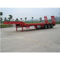 3 Axles Low Bed