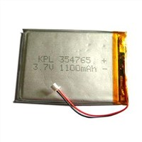500x Life Cycle Lithium Polymer Battery for GPS