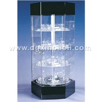 Acrylic Display Racks