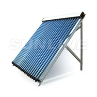 All-Glass Evacuated Tubular Solar Collector with Heat Pipe (SFB-AL)
