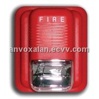 Anvox Fire Siren Light / Fire Alarm