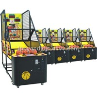 Basketball machine