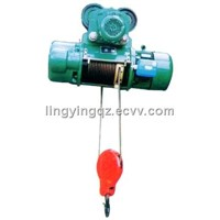 Electric Wire Rope Hoist- CD1 Series