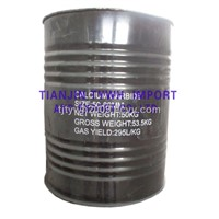 Calcium Carbide in Black Drum