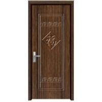 Chinese interior pvc mdf doors