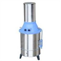 Stainless Steel Tower Tpye Electrothermal Water Distiller