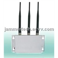GS-06 three antennas jammer
