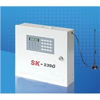 GSM+TEl Alarm with CONTACT ID