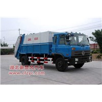 different types & models of garbage truck