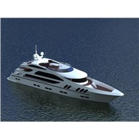 Vista 150 feet Luxury Yacht