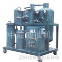 Hydraulic Lube Oil Filtration Plant With Vacuum Pump and Infrared System