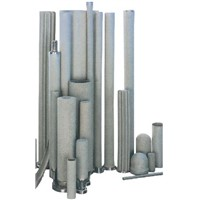 Sintered Porous Metal Filter ( INCONEL600)