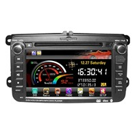 in Dash Touch Screen Car DVD Player (JA918)