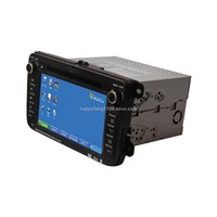In Dash Car PC- Touch Screen